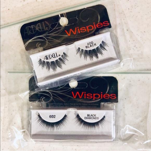 e632fadfefe Ardell Makeup | Eyelash 6002 Wispies Black Nib | Poshmark